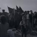 Melissa, Crotone, commemorazione braccianti uccisi. 1950 © Ernesto Treccani