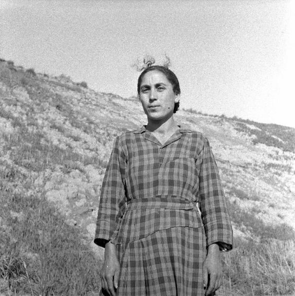 Melissa, Crotone, 1950. © Ernesto Treccani