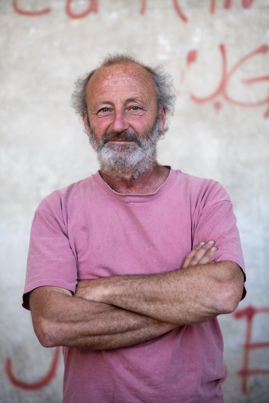 Sant'Apollonia, maggio 2015. Giovanni. © Federico Barattini